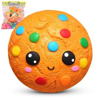 Jumbo Squishy Chocolate Cookie Squishies Cream Scented toy