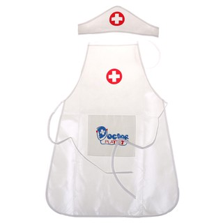 HEL❤ Children Play Role Play Doctor Clothing Toys Baby pretend Nurse Doct