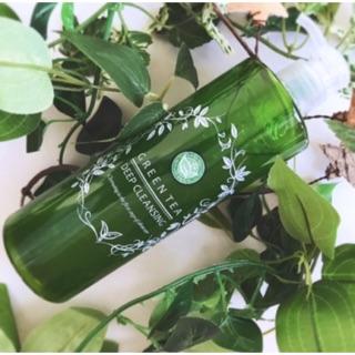 Gel tẩy da chết Green Tea Clear Peeling Gel thumbnail