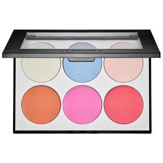 [Sale 80%] Bảng phấn má Sephora Holographic