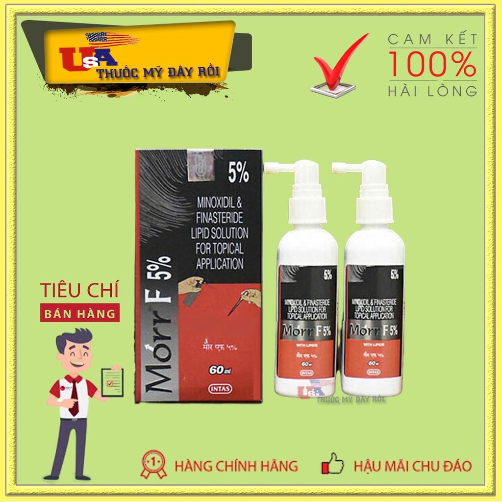 Thuốc mọc tóc Minoxidil & Finasteride 5% - Morr F5