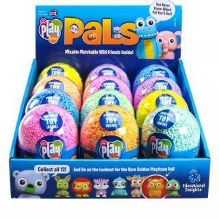 Set 12 trứng play foam đất sét an toàn cho bé