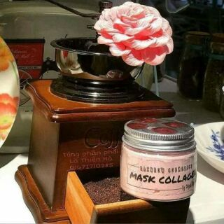 Mask collagen hoa