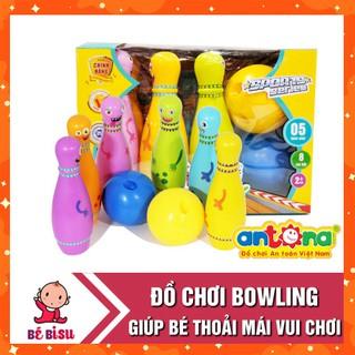 🔥Siêu Rẻ🔥 Đồ chơi Bowling vui nhộn cho bé- Hàng Việt Nam an toàn cho bé