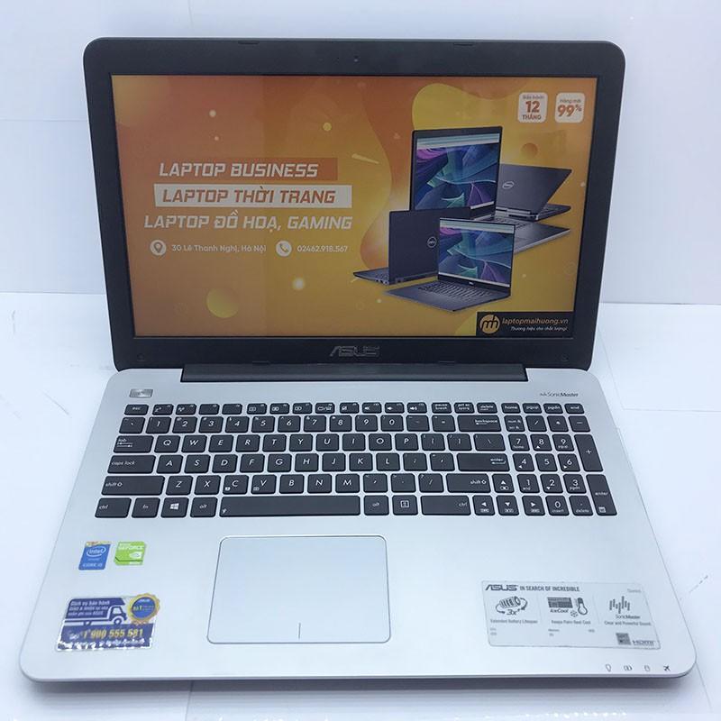 Laptop chính hãng ASUS K555L core i5 4210u, GT 840M chuyên chơi game, vỏ nhôm bền, laptop giá rẻ, đẹp Giá chỉ 6.400.000₫