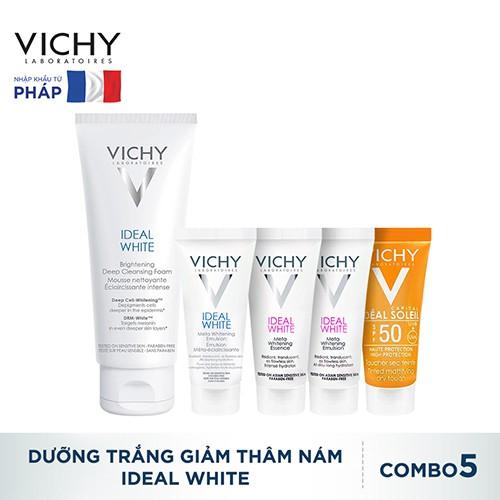 Bộ Sản Phẩm Dưỡng Trắng Vichy Ideal White_TUVC00016BD