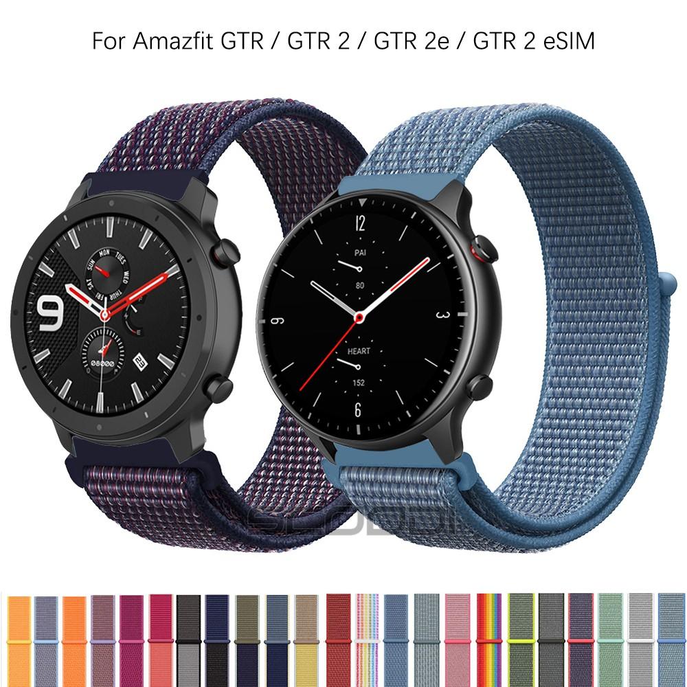 Dây đeo thay thế cho đồng hồ for Xiaomi Huami Amazfit GTR / GTR 2 / GTR 2e / GTR 2 eSIM 42mm 47mm