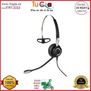 Tai nghe Jabra BIZ 2400 II Mono, NC, 82 mic, QD (Telephony Variant)-Hàng chính hãng