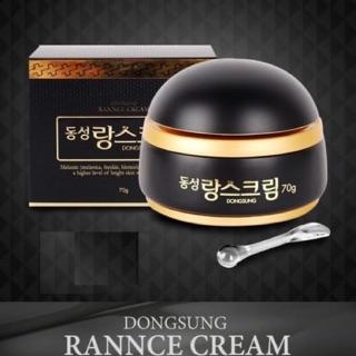 SALE OFF- Kem Dưỡng Trắng Da, Đặc Trị Nám Chiết Xuất Từ Đông Trùng Hạ Thảo DongSung Rannce Cream 70g