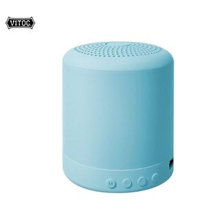 Loa VITOG A11 Bluetooth Mini Tiện Lợi Cho Các Hoạt Động Ngoài Trời