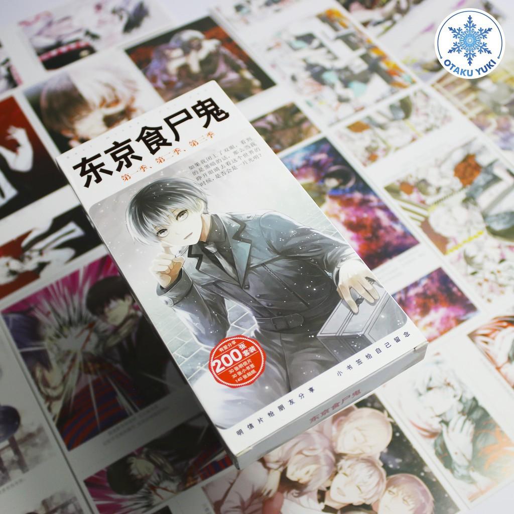 Postcard Tokyo Ghoul (gồm 3 season)  Abán nghỉ