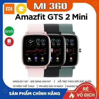 ✅ Bản Quốc Tế✅ Đồng Hồ Thông Minh Amazfit GTS 2 Mini✅ Hàng Chính Hãng✅ Bảo Hành 12 Tháng