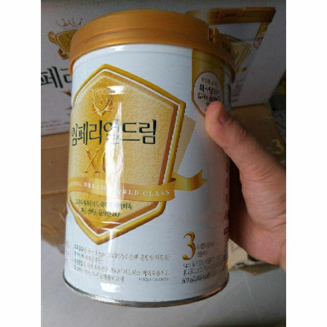 Sữa bột Namyang XO số 3 nội địa Hàn 800g