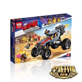 Bộ đồ chơi xếp hình xe đua sa mạc lepin 45008