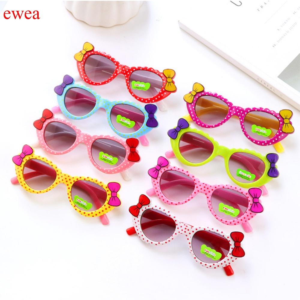 Children's Eyewear Love Heart Sunglasses Summer UV400 Fashion Plastic Sun Glasses For Girls