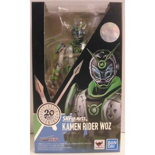 SH Figuarts Kamen Rider Zi-O Kamen Rider Woz