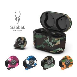 Tai nghe bluetooth Sabbat X12 ultra phiên bản Camo