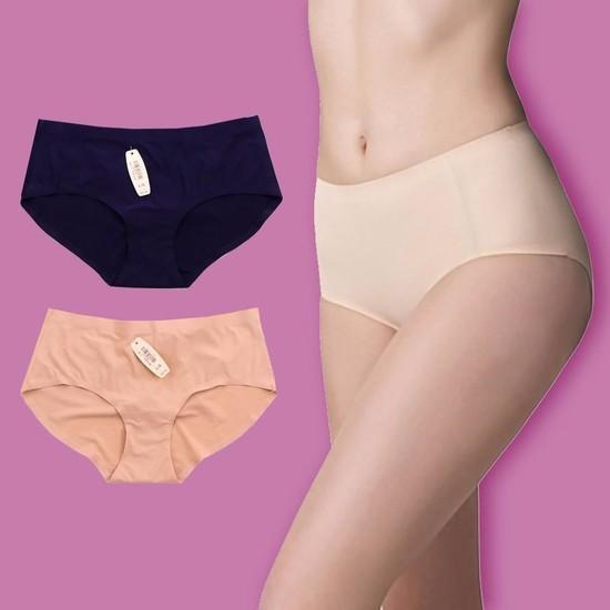 Set 5 quần lót nữ không viền Muji xuất Nhật