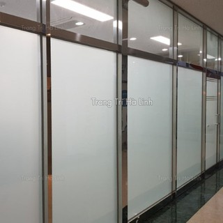 Yêu Thích+Giấy Dán Kính Mờ - Decal kính Mờ Vân Cát Nhám Dán Cửa Kính Đẹp Giá Rẻ 120x50cm