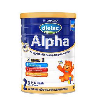 Sữa Dielac Alpha step 2 900g thumbnail