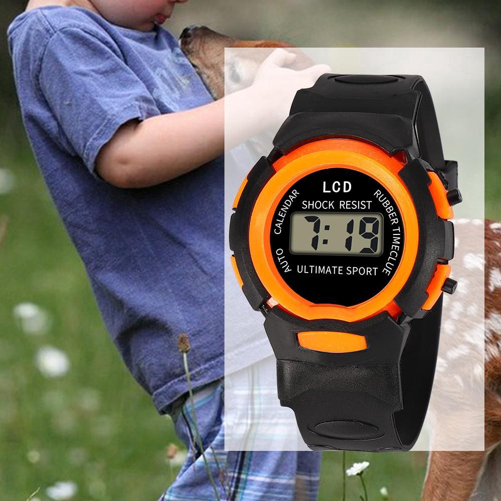 Đồng hồ điện thoại thời trang cho bé