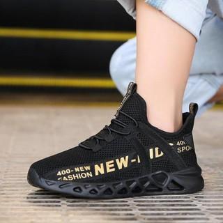 Giày Dép Trẻ Em Giá Sỉ GT265 – Đen – Size 30 -39