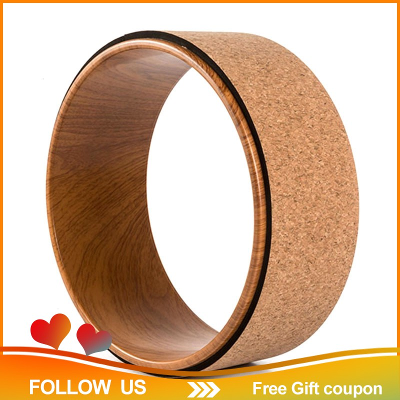~In stock~Wooden Yoga Circles Soft Wood Made Professional Pilates Yoga Wheel - 13992379 , 2635219181 , 322_2635219181 , 484000 , In-stockWooden-Yoga-Circles-Soft-Wood-Made-Professional-Pilates-Yoga-Wheel-322_2635219181 , shopee.vn , ~In stock~Wooden Yoga Circles Soft Wood Made Professional Pilates Yoga Wheel