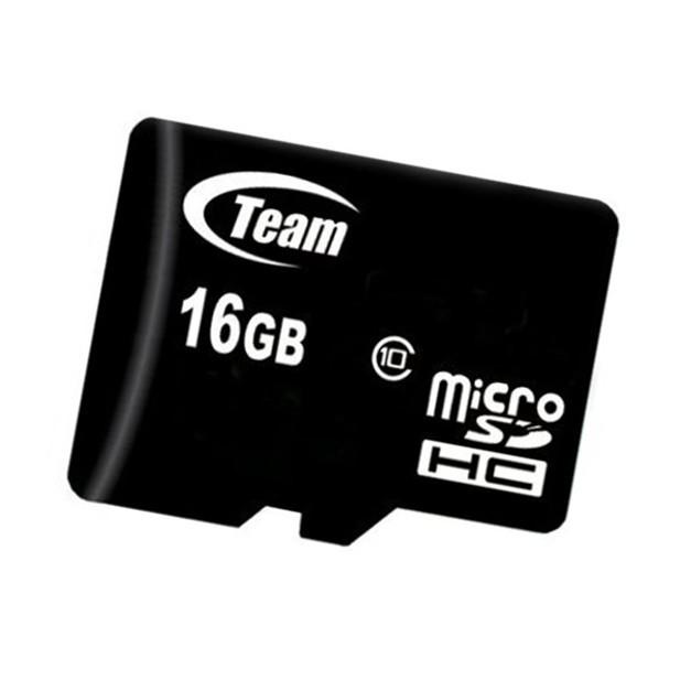 Thẻ nhớ 16GB Team Group MicroSDHC Class 10 - Chính Hãng
