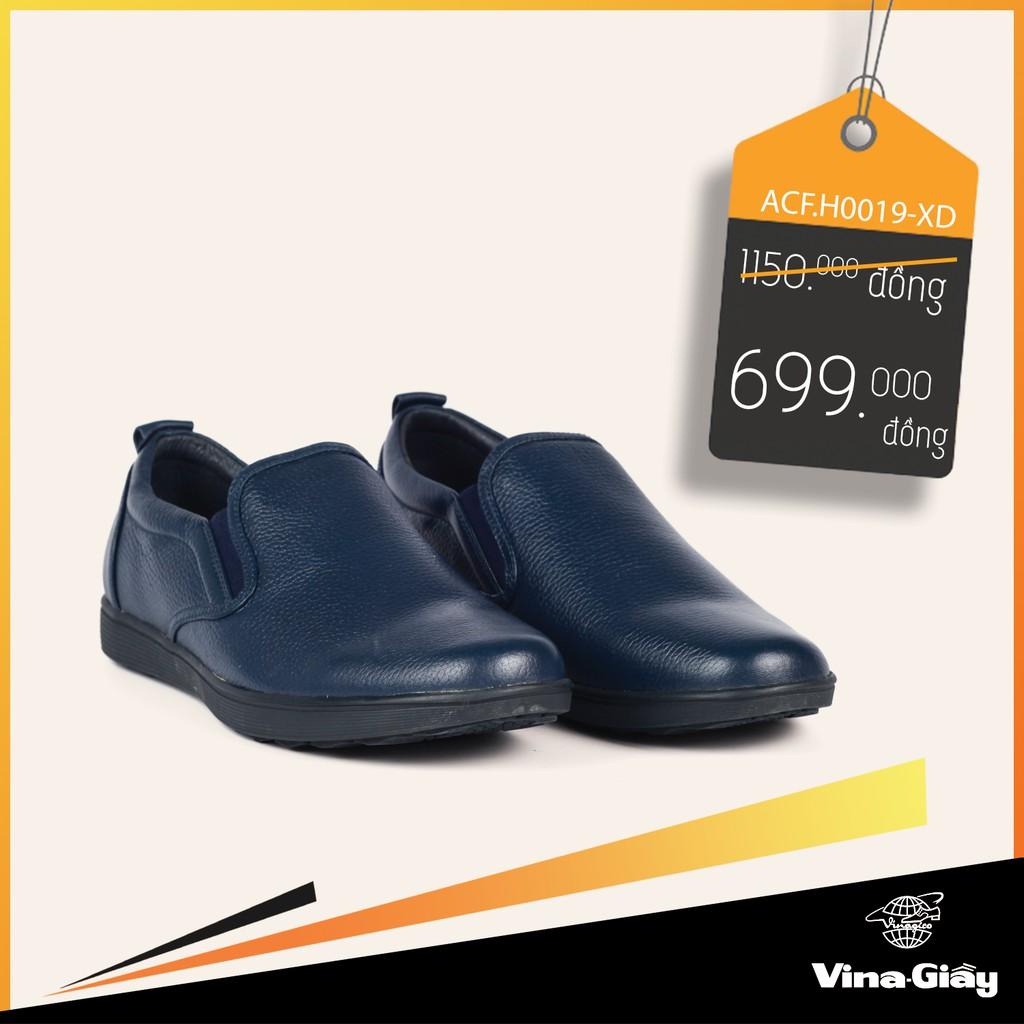 Giày mọi nam Vina-Giầy ACF.H0019-XD