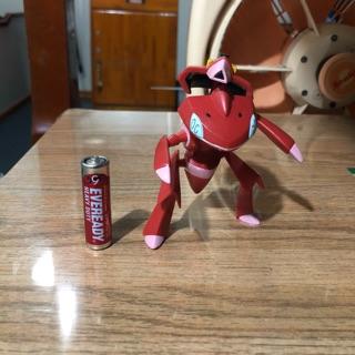 Mô hình pokemon khớp xoay được