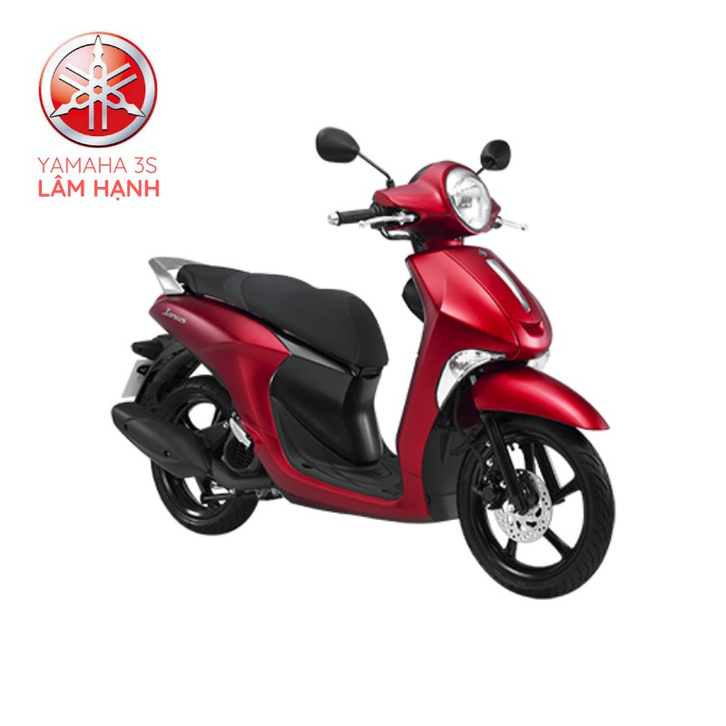 [Nhập APXEMAY30 giảm 1 Triệu TT AirPay] Xe Yamaha Janus Premium 2019 (Đỏ)