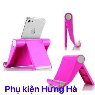 Giá đỡ điện thoại hình tam giác xoay 360 độ vô cùng tiện lợi cho tất cả các máy điện thoại ,máy tính bảng ipad,tab