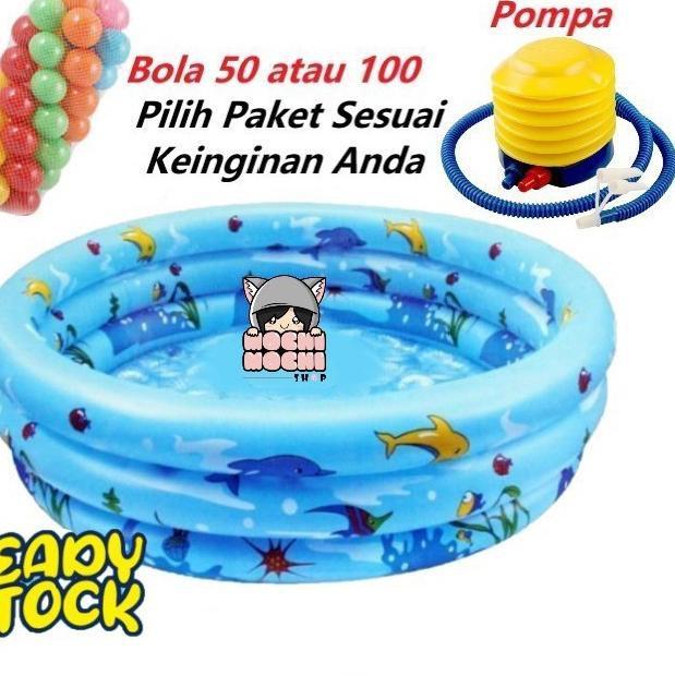 Bể bơi bơm hơi 90 102 120 130 cm cho bé