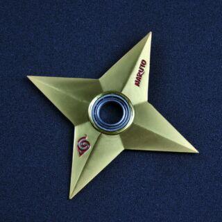 Fidget spinner hình phi tiêu Naruto