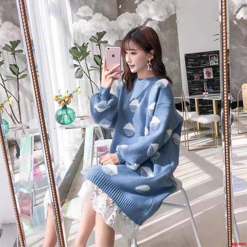 áo khoác len tay dài thời trang dành cho nữ - 23017877 , 3901229679 , 322_3901229679 , 630300 , ao-khoac-len-tay-dai-thoi-trang-danh-cho-nu-322_3901229679 , shopee.vn , áo khoác len tay dài thời trang dành cho nữ