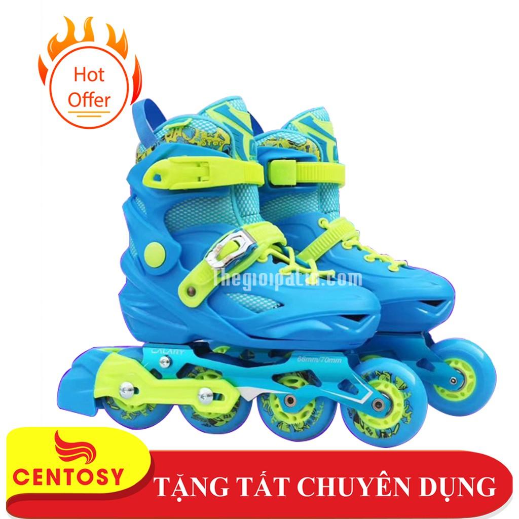 Giày Patin Calary C2 Tặng kèm thêm túi chuyên dung đựng giày patin