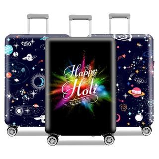 Túi bọc vali co giãn cao cấp Happy HoLi [Hàng Có Sẵn] thumbnail