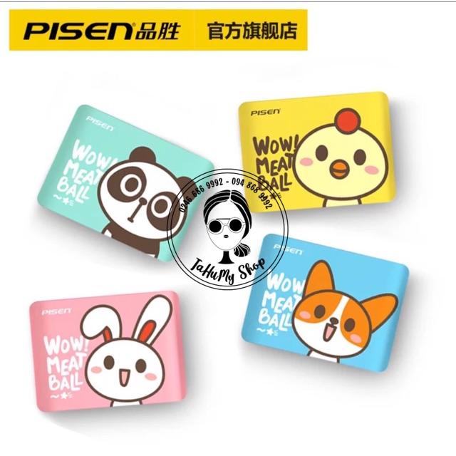 Pin sạc dự phòng Pisen cute - 2682349 , 1007447129 , 322_1007447129 , 295000 , Pin-sac-du-phong-Pisen-cute-322_1007447129 , shopee.vn , Pin sạc dự phòng Pisen cute