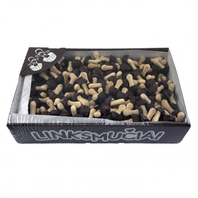 Bánh nấm socola hộp 1kg