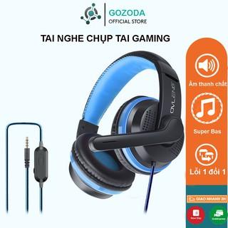Tai nghe chơi GAME Tai nghe Chụp Tai Gaming Có Mic Head phone Nghe Nhạc Siêu Chất Âm Thanh Hay
