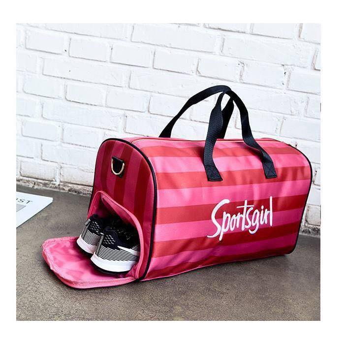 Túi thể thao, túi đi du lịch có ngăn để giày tiện dụng sport girl - 2538405 , 961246781 , 322_961246781 , 169000 , Tui-the-thao-tui-di-du-lich-co-ngan-de-giay-tien-dung-sport-girl-322_961246781 , shopee.vn , Túi thể thao, túi đi du lịch có ngăn để giày tiện dụng sport girl