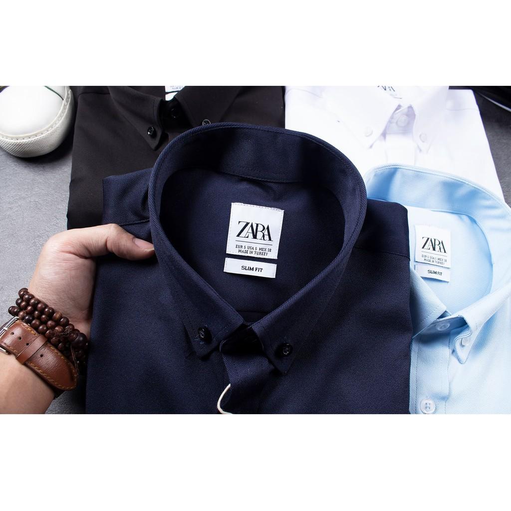 Áo Sơ Mi Nam VNXK vải LỤA GAN siêu mượt cao cấp, CHỐNG NHĂN ĐỈNH CAO, Áo so mi dài tay thời trang công sở cao cấp