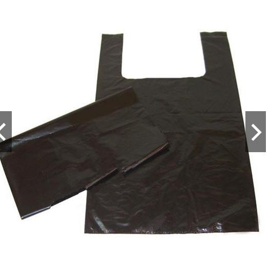 1kg túi bóng đen đựng rác