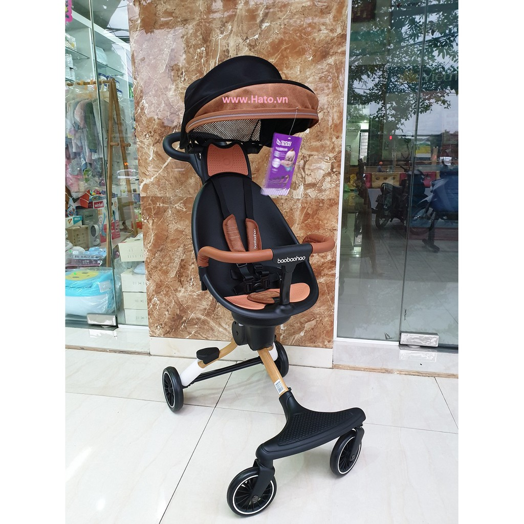 Xe đẩy cho bé Baobaohao V5B