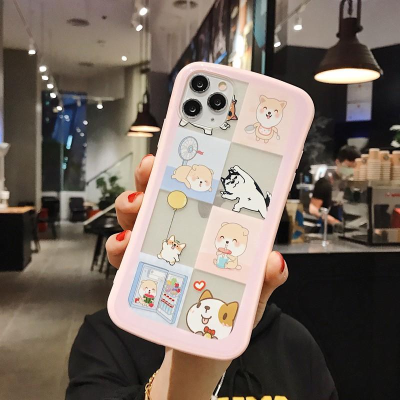 Ốp lưng iphone Cún yêu V2 5/5s/6/6plus/6s/6s plus/6/7/7plus/8/8plus/x/xs/xs max/11/11 pro/11 promax – Shin Case