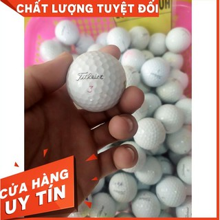 10 bóng golf Titleist Pro chất lượng tốt thumbnail