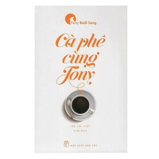 Sách - Cà phê cùng Tony
