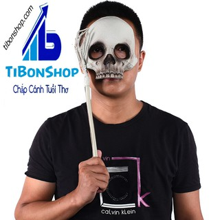 Halloween-mặt nạ bộ xương 1