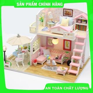 [Giảm giá] Nhà búp bê Pink Loft