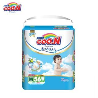 Tã quần dán Goo.N Premium NB70 S64 M60 L50 XL46 M56 L46 XL42 XXL36 XXXL26 thumbnail